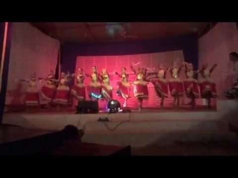 Kali Kali Bhadrakali - Group Dance - Nila Lathish & Party @ VASANTHAM 2016