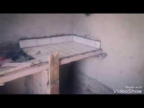 اسهل طريقة لبناء الشيميني بوطاجي المطبخ بدون معلم محترف Youtube