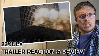 22 July Trailer - Reaction & Review