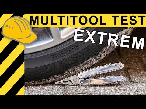 MULTITOOL TOP 10 TEST - LEATHERMAN vs VICTORINOX | Werkzeug News #20