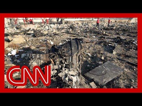 Sources: US Increasingly Believes Iran Mistakenly Shot Down Ukrainian Airline