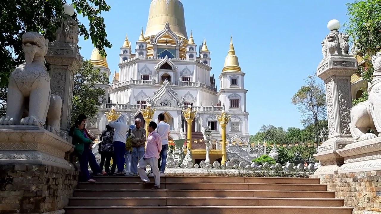 khám phá ngôi chùa có kiến trúc Thái Lan độc đáo ở quận 9 tp hcm – Chùa Bửu Long
