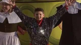 Luca Padovan - NBC Macy's THANKSGIVING DAY PARADE 2018 Opening