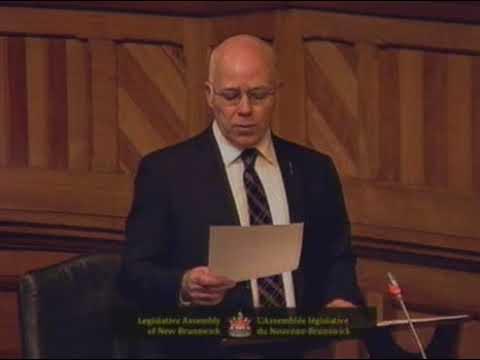 Closing Speech: Green Energy Security Act - Feb 8th, 2018
