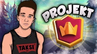 PROJEKT GRAND CHAMPION  POWRÓT CLASH ROYALE ⚔️