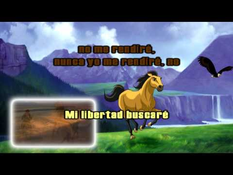 Spirit - No me rendiré [Karaoke/Instrumental] ESPAÑOL LATINO FULL!!