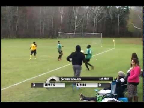 UMFK Men's Soccer vs. University of Maine at Machias - October 28, 2015