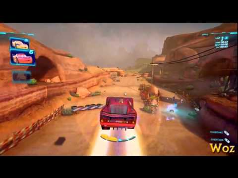 Cars 2 The Video Game Trophy Guide Road Map