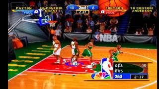 NBA Showtime NBA on NBC