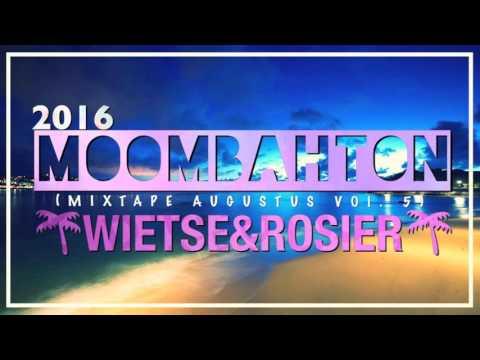 Moombahton mixtape August 2016 volume 5.