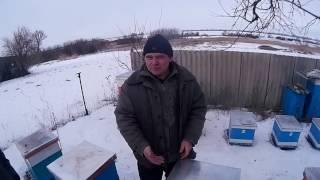 Про зимовку, мышей и хранение суши. В гостях у Ивана Многодетного.