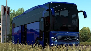 [ETS2 v1.38] Mercedes Benz Travego X 2020 V2.0