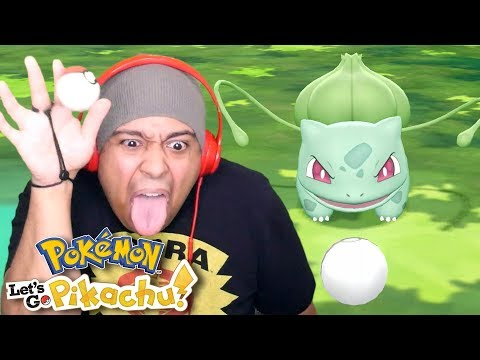 THIS GAME IS HILARIOUS!!! [POKEMON] [LET'S GO PIKACHU]