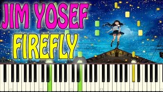 "Jim Yosef - Firefly ""Piano Cover"" 