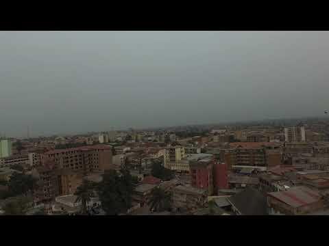 BALADE AÉRIENNE SUR LA VILLE DE KINSHASA   Images drone I HD720p3