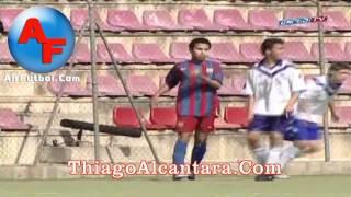 Thiago Alcántara 2005/2006 [ ThiagoAlcantara.Com