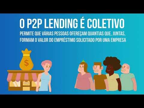 O que é peer-to-peer lending?