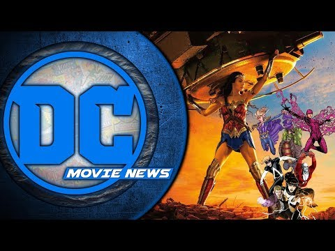 Spoiler Free Wonder Woman Review, Justice League Dark Status and More - DC Movie News