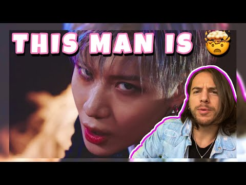 What an expression! FIRST TIME REACTION to TAEMIN 태민 'Criminal' MV