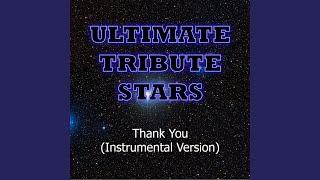 Estelle - Thank You (Instrumental Version)