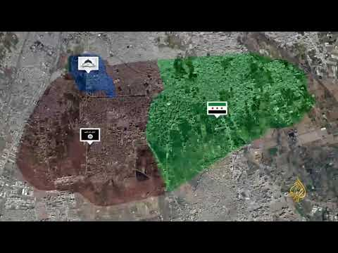 اتفاق مبدئي لوقف إطلاق النار في سوريا  - نشر قبل 8 ساعة