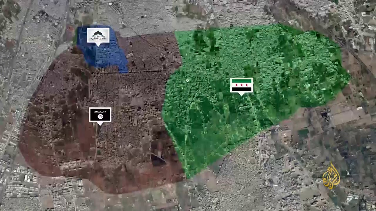 الجزيرة:اتفاق مبدئي لوقف إطلاق النار في سوريا