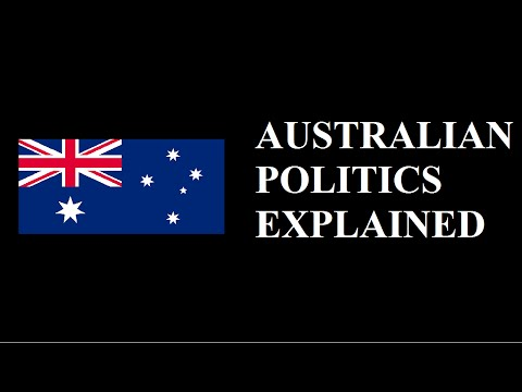 Australian Politics Explained