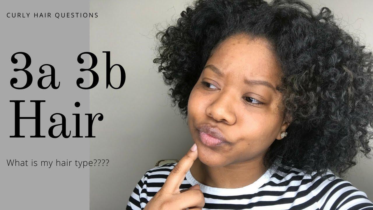 3a 3b Hair What Is My Hair Type