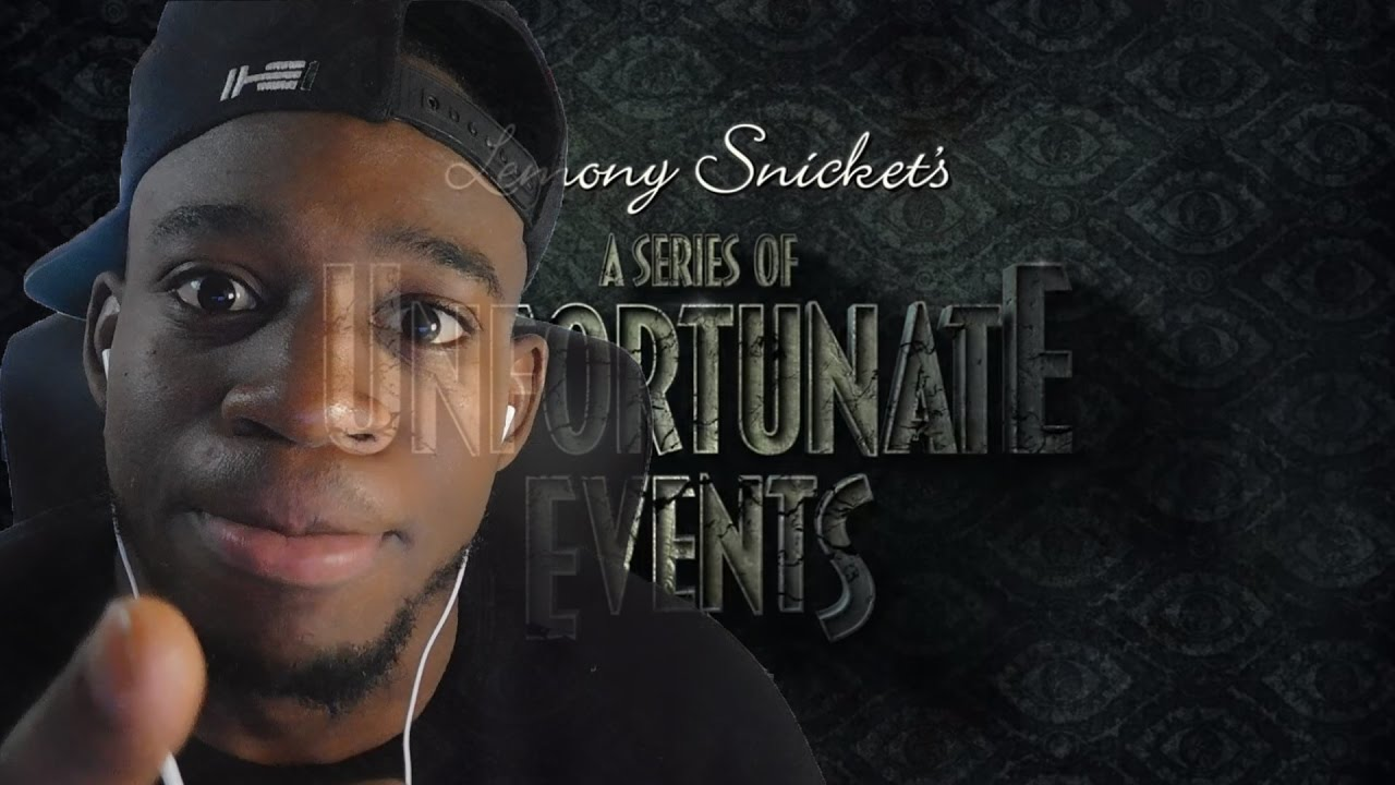A SERIES OF FUNKY HAIR STYLES!! Lemony Snicket: A Series Of Unfortunate Events| *REACTION*