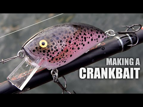 Making Wooden Crankbait: All Steps In 10 Minutes