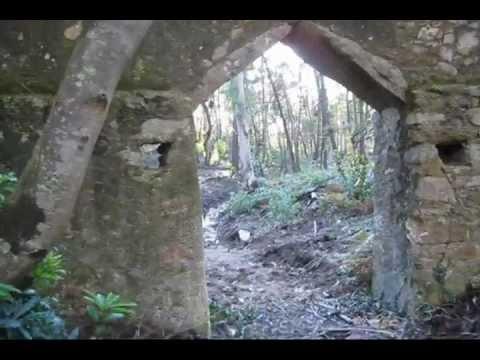 Aqueduto na Serra de Sintra