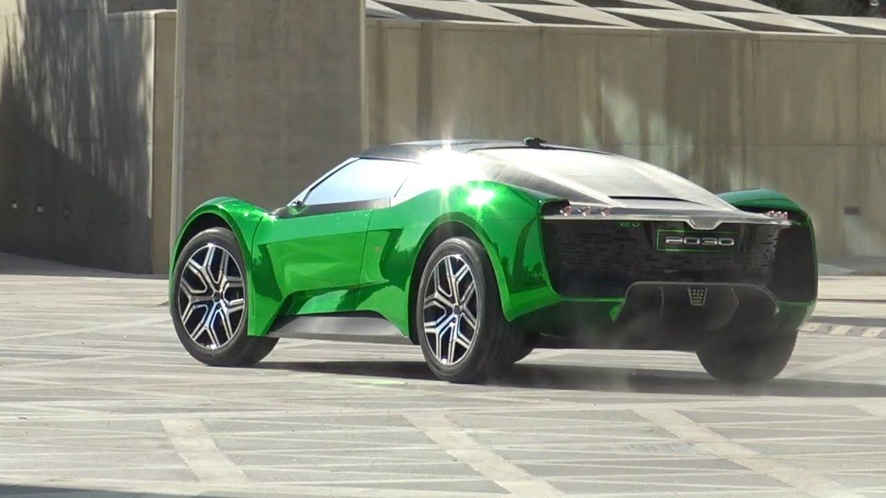 Saudi Arabia's 2030 Car!