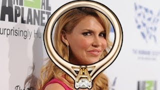 Brandi Glanville of Real Housewife of Beverly Hills fake-wedding in Vegas