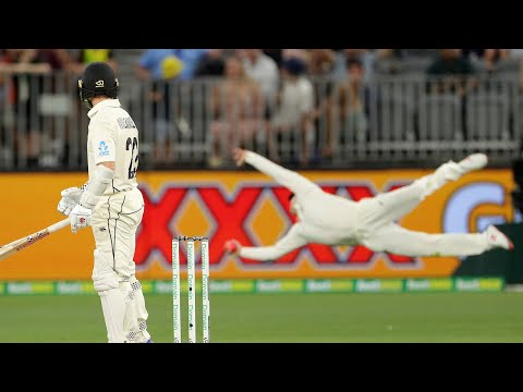 Soaring Smith's wonder grab sees back of Williamson