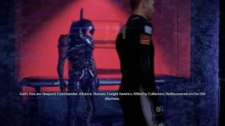 Mass Effect 2: Reactivating the geth, Legion