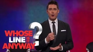 Worst Things To Say At An Awards Show - Whose Line Is It Anyway? US