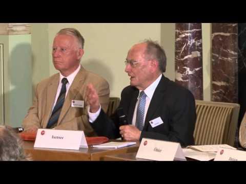 Vom Grund des Grundgesetzes - Diskussion zum Theodor-Litt-Symposium