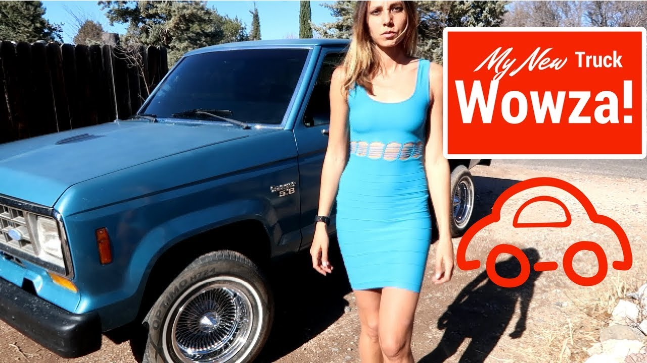 Ford Bronco 2 >> No Longer Stranded: '83 Ford Ranger with (5.8L) V8 Engine ...
