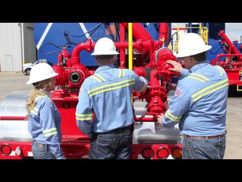 U.S. Well Services -  Hydraulic Fracturing
