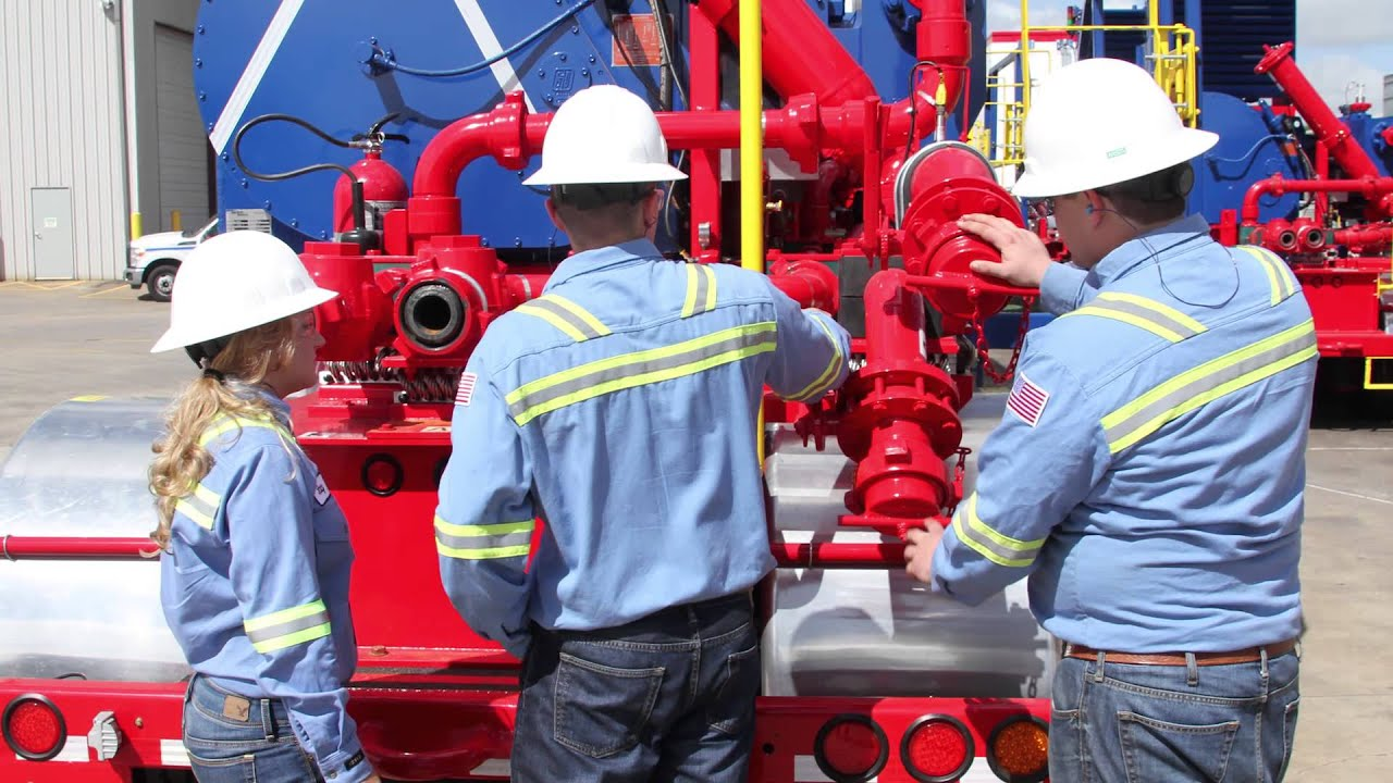 U S  Well Services - Hydraulic Fracturing