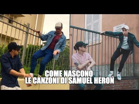 COME NASCONO LE CANZONI DI SAMUEL HERON   ANTHONY IPANT'S