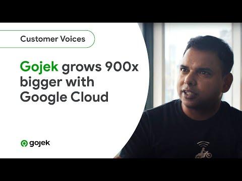 Over 18 months super app Gojek grows 900x bigger with Google Cloud