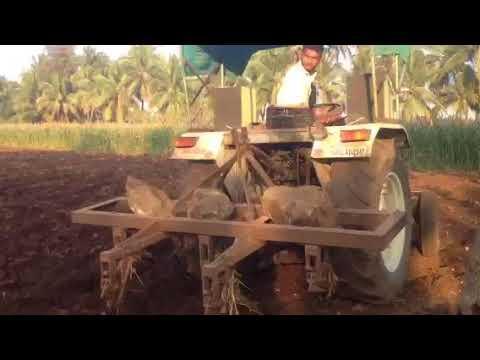 Khet preparation in Veraval Gujarat