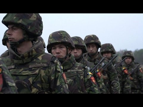 NATO set to deploy 4,000 troops to Eastern Europe