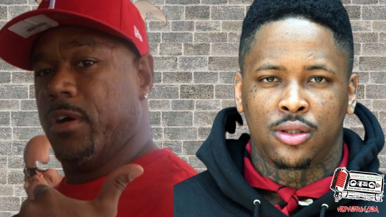 Wack 100 Goes At YG's Neck With This BOLD STATEMENT About YG's Affiliations