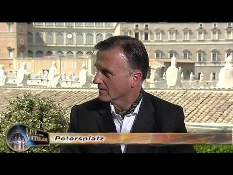 Live vom Vatikan - 25. April 2014