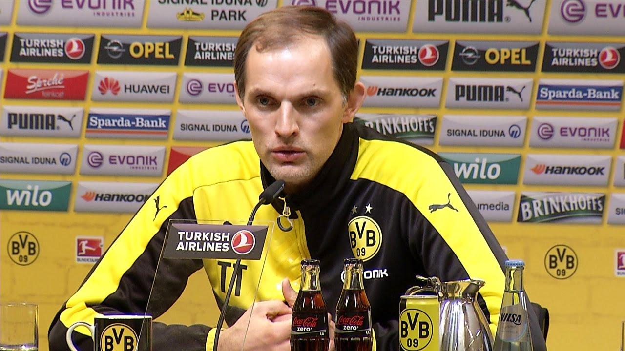 Thomas Tuchel nach der Aufholjagd gegen Werder Bremen (3:2)
