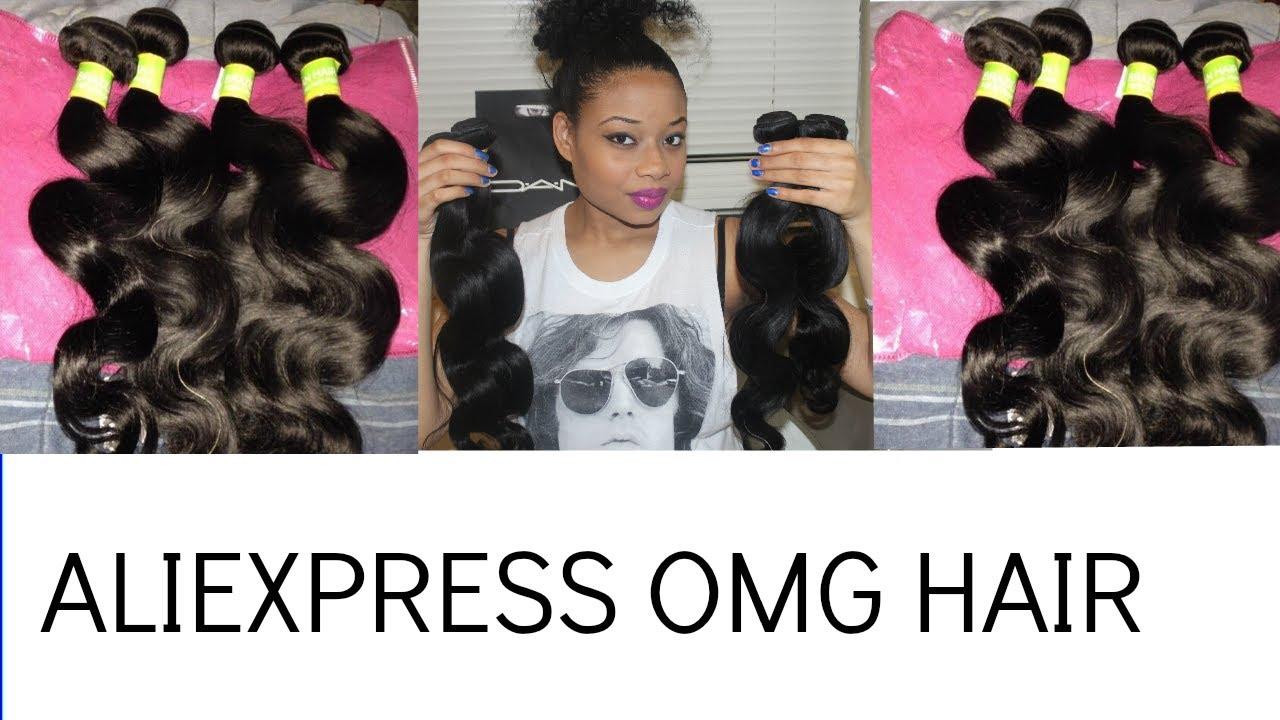 Aliexpress omg hair company inexpensive virgin brazilian body wave aliexpress omg hair company inexpensive virgin brazilian body wave unboxxing youtube pmusecretfo Gallery