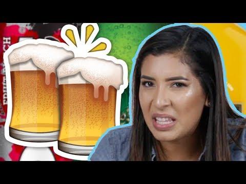 People Try Liquor Store Drinks   Taste Test   mitú