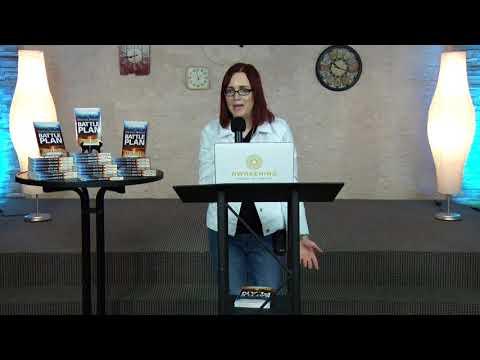 Transparent Lessons in Spiritual Warfare   Jennifer LeClaire